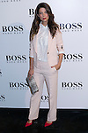 31.05.2012. Celebrities attend opening ceremony of the new BOSS Store Madrid Jorge Juan on the terrace of the Palacio de Cibeles. In the image Juana Acosta (Alterphotos/Marta Gonzalez)