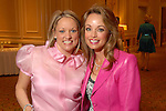 Lorri Petrauskas and Candi Glenn at the Houston Chronicle Best Dressed luncheon at the Westin Galleria Hotel  Monday March 10,2008.(Dave Rossman/For the Chronicle)