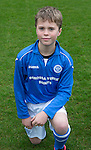 St Johnstone Academy U11's<br /> Jake Girdwood<br /> Picture by Graeme Hart.<br /> Copyright Perthshire Picture Agency<br /> Tel: 01738 623350  Mobile: 07990 594431