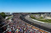 #9: Start, Scott Dixon, Chip Ganassi Racing Honda<br /> #26: Colton Herta, Andretti Autosport Honda