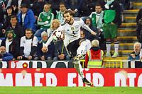 Marvin Plattenhardt (Deutschland Germany) - 05.10.2017: Nordirland vs. Deutschland, WM-Qualifikation Spiel 9, Windsor Park Belfast