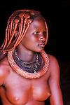 Himba tribeswoman, Namibia