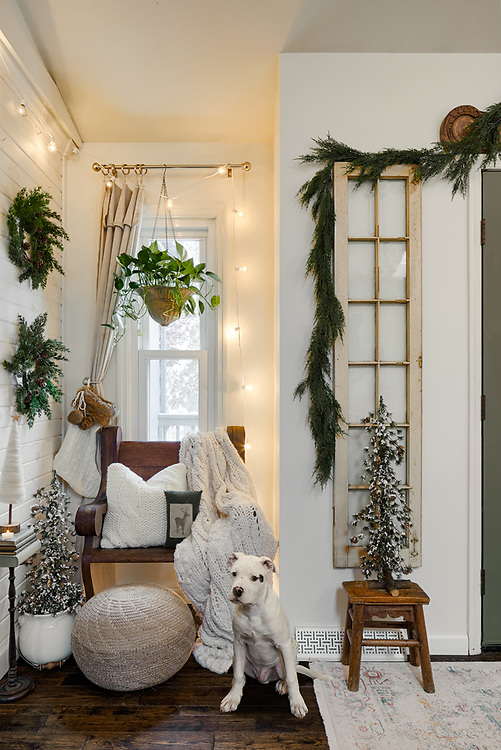 West Chester Private Residence<br /> Flea Market Decor Christmas 2020 | Engaged Media