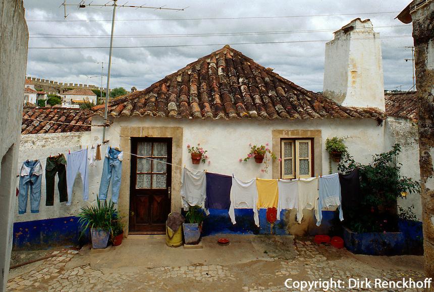 Portugal, in Obidos
