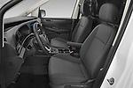 Front seat view of 2021 Volkswagen Caddy-Cargo Maxi-Business 4 Door Cargo Van Front Seat  car photos