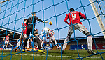St Johnstone v Hamilton Accies…28.03.18…  McDiarmid Park    SPFL<br />Liam Craig scores goal<br />Picture by Graeme Hart. <br />Copyright Perthshire Picture Agency<br />Tel: 01738 623350  Mobile: 07990 594431