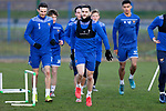 St Johnstone Training…. 17.12.20<br />