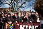 Kings College 1st XV v AGS, Kings College, Saturday 8 August 2020. Photo: Simon Watts/www.bwmedia.co.nz