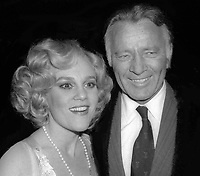 Madeline Kahn and Richard Burton 1978<br />