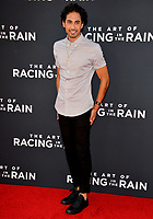 "LOS ANGELES, USA. August 02, 2019: Andres Joseph at the premiere of ""The Art of Racing in the Rain"" at the El Capitan Theatre.<br /> Picture: Paul Smith/Featureflash"