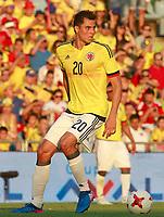 Colombia's Gio Moreno during international friendly match. June 13,2017.(ALTERPHOTOS/Acero) (NortePhoto.com) (NortePhoto.com)
