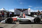 Colton Herta, Harding Steinbrenner Racing Honda, Race Winner