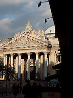 The Belgium Stock Exchange, Brussels, Belgium
