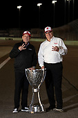 J. David Wilson, President and General Manager of TRD, U.S.A. (Toyota Racing Development), and Ed Laukes, Group Vice President - Toyota Division Marketing
