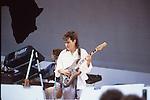 Live Aid 1985 Wembley Stadium, London , England. Nik Kershaw