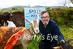 Sean O'Leary pictured here with 'Cher' one of the candidates for Queen Puck 2021 which will take place on Friday evening with a short parade and some music, song, storytelling and dance.