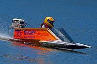 Mason Kuhr 7-E (Stock Outboard Hydroplane)
