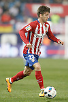 Atletico de Madrid's LucianoVietto during Spanish Kings Cup match. January 27,2016. (ALTERPHOTOS/Acero)
