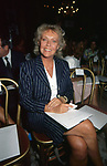 MARGHERITA BONIVER<br /> SFILATA CURIEL - GRAND HOTEL ROMA 1993
