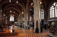 Europe/Belgique/Flandre/Province d'Anvers/Anvers : Le musée de la Maison des Bouchers (Architecture gothique, XVI°)