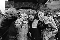 - emergenza in Valtellina, crollo dell'albergo Gran Baita  a Tartano (16 luglio 1987); Giuseppe Zamberletti, ministro della Protezione Civile<br /> <br /> <br /> <br /> - emergency in Valtellina, collapse of the Gran Baita hotel in Tartano (July 16, 1987); Giuseppe Zamberletti, Minister of Civil Defense