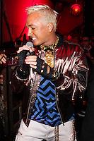 "LOS ANGELES, CA - JUNE 14: Polish popstar Kuba Ka performs his single ""Stop Feenin'"" at Hyde Nightclub on June 14, 2013 in Los Angeles, California. (Photo by Celebrity Monitor)"