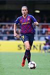 UEFA Women's Champions League 2018/2019.<br /> Semi Finals<br /> FC Barcelona vs FC Bayern Munchen: 1-0.<br /> Alexia Putellas.