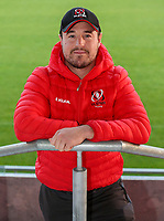 Tuesday 5th November 2019 | Ulster Rugby Match Briefing<br /> <br /> Rob Herring at the Ulster Rugby Match Briefing held at Kingspan Stadium, Belfast, ahead of Ulster's away fixture against Munster at Thomond Park this Saturday. Photo - John Dickson / DICKSONDIGITAL. <br /> <br /> Photo by John Dickson / DICKSONDIGITAL