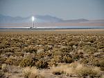 Cresent Dunes Solar Energy Project,  Big Smoky Valley, Nev.