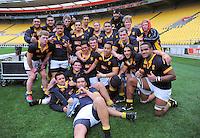 120915 Under-20 Rugby - Wellington v Taranaki
