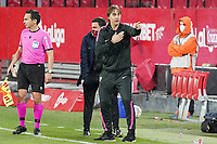 Sevilla FC' coach Julen Lopetegui during La Liga match. February 6,2021. (ALTERPHOTOS/Acero)<br /> Liga Spagna 2020/2021 <br /> Sevilla FC Vs Getafe <br /> Photo Acero/Alterphotos / Insidefoto <br /> ITALY ONLY