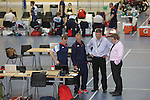 Team GB Track Cycling..Head coach Shane Sutton overseeing training in Newport..19.07.12.©Steve Pope