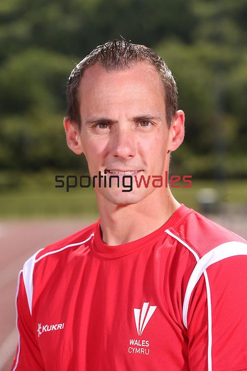 Team Wales athletes<br /> Scott Simpson<br /> 05.06.14<br /> ©Steve Pope-SPORTINGWALES