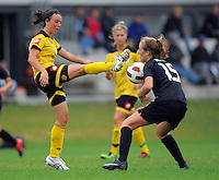 110305 ASB Women's Youth Football Knockout Cup - Capital v Northern