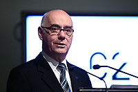FILE PHOTO - <br /> Minister Jacques Daoust  in 2015<br /> <br /> <br /> <br /> MANDATORY CREDIT <br /> PHOTO : Pierre Roussel - Agence Quebec Presse