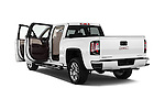 Car images of 2018 GMC Sierra 1500 Denali 4WD Crew Cab Short Box Denali 4 Door Pick-up Doors