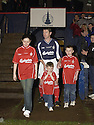 10/10/2002                   Copyright Pic : James Stewart.File Name : stewart-crunchie 02.KEVIN MCALLISTER TAKES TO THE FIELD WITH HIS CHILDREN STACEY, CRAIG AND AARON BEFORE THE START OF HIS TESTIMONIAL...Payments to :-.James Stewart Photo Agency, 19 Carronlea Drive, Falkirk. FK2 8DN      Vat Reg No. 607 6932 25.Office     : +44 (0)1324 570906     .Mobile  : +44 (0)7721 416997.Fax         :  +44 (0)1324 570906.E-mail  :  jim@jspa.co.uk.If you require further information then contact Jim Stewart on any of the numbers above.........