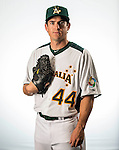 Clayton Tanner of Team Australia poses during WBC Photo Day on February 25, 2013 in Taichung, Taiwan. Photo by Andy Jones / The Power of Sport Images