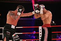 19th December 2020, Hamburg, Germany; Universal Boxing Promotion fight, Felix Sturm versus Timo Rost;