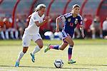Rumi Utsugi (JPN), JULY 1, 2015 - Football / Soccer : FIFA Women's World Cup Canada 2015 Semir-final match between Japan 2-1 England at Commonwealth Stadium in Edmonton, Canada. (Photo by Yusuke Nakanishi/AFLO SPORT)