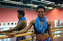 Ebony Williams, Dancer