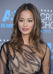 Jamie Chung attends The 20th ANNUAL CRITICS' CHOICE AWARDS held at The Hollywood Palladium Theater  in Hollywood, California on January 15,2015                                                                               © 2015 Hollywood Press Agency