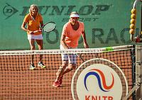 Hilversum, The Netherlands,  August 23, 2019,  Tulip Tennis Center, NSK, Woman's doubles<br /> Photo: Tennisimages/Henk Koster