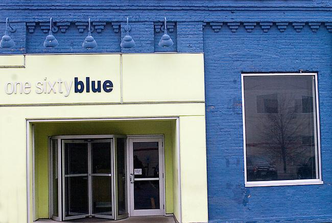 One Sixty Blue Restaurant, Chicago, Illinois