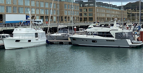 New Beneteau Swift Trawler 47 and Beneteau Swift Trawler 44 in Ireland