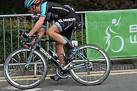 "Race winner Tom Stewart of team Madison Genesis begins another lap of the course during the Abergavenny Festival of Cycling ""Grand Prix of Wales"" race on Sunday 17th 2016<br /> <br /> <br /> Jeff Thomas Photography -  www.jaypics.photoshelter.com - <br /> e-mail swansea1001@hotmail.co.uk -<br /> Mob: 07837 386244 -"