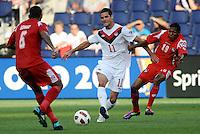 Canada vs Panama June 14 2011
