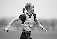 Orlando, FL - February 25, 2017: The USWNT trains in Orlando in preparation for the SheBelieves Cup.