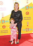 """Melora Hardin & daughter at The 12th Annual P.S. ARTS """"Express Yourself 2009"""" To Help Restore Arts Education in Public Schools,The event was  held at Barker Hangar in Santa Monica, California on November 15,2009                                                                   Copyright 2009 DVS / RockinExposures"""