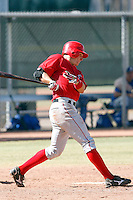 Beau Brooks - Los Angeles Angels, 2009 Instructional League.Photo by:  Bill Mitchell/Four Seam Images..